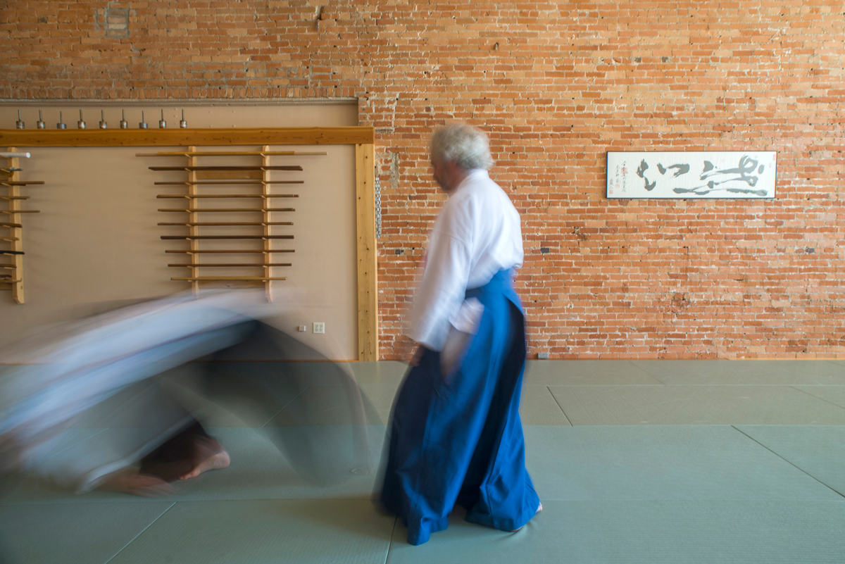 Two Rivers Aikido - Demo Procedures